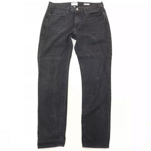 Frame Denim Jeans L'Homme Straight Leg Sable Mens